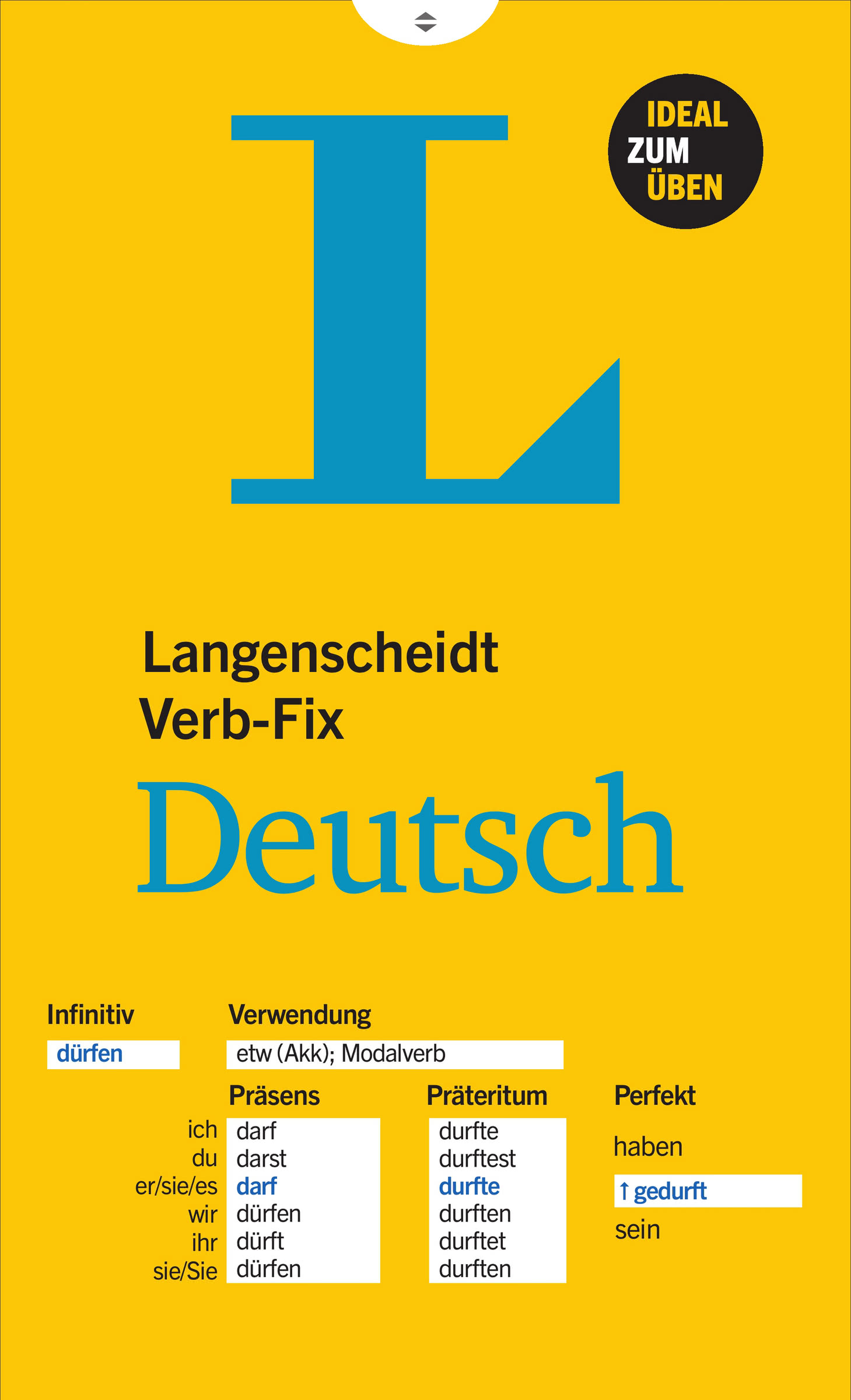 Langenscheidt-verb-fix-deutsch